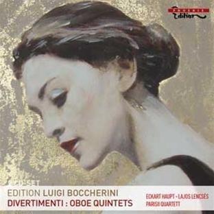 Boccherini - Parisii - Lencses