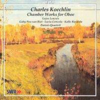 Musique de chambre avec hautbois - Koechlin - Parisii - Lencses