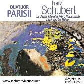 La Jeune Fille et la mort, Rosemonde - Schubert - Parisii