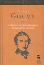 Cantate, oeuvres symphoniques et musique de chambre - T. Gouvy