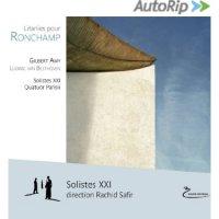 Litanies pour Ronchamp - Gilbert Amy - Parisii