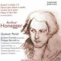 Honegger - Parisii