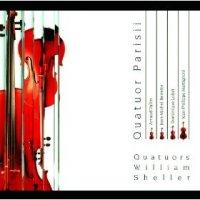 Sheller - Quatuors - Parisii